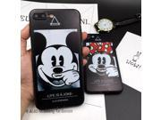 Lovely Mickey Minnie Mouse Silicone Case for iPhone 7 6s Case Soft Silicon Phone Cases Back Cover For iPhone 7 6 6s Plus coque 9SIADJT67D7051