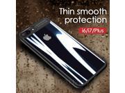 Slim Case for iPhone 7 7 plus Transparent PC & TPU Silicone Phone Cases for iPhone 7 7Plus Cover Coque for iPhone 7 Case 9SIADJT67D6391