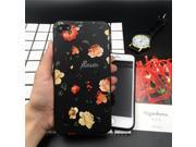Vintage Rose Flower Daisy Silicone Case for iPhone 7 6s Case Soft Silicon Phone Cases Back Cover For iPhone 7 6 6s Plus coque 9SIADJT67T5845