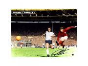 Sir Geoff Hurst Signed 12x16 Photo England vs Germany Goal in 1966 World Cup final (Icons Auth & Third Party Holo) 9SIADKS5KS2863