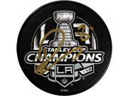 Drew Doughty Signed Los Angeles Kings 2014 Stanley Cup Champions Puck 9SIADKS5KS3874