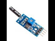 10PCS/LOT Normally open shock sensor module for arduino vibration sensor module alarm module 9SIADMZ5Z97747