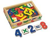 Melissa & Doug Magnetic Wooden Numbers 9SIADSR6X61670