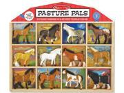 Melissa & Doug Pasture Pals Collectable Horses 9SIADSR6X61604