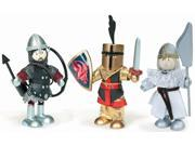 Le Toy Van Budkins Knights Set 9SIADSR6X58944
