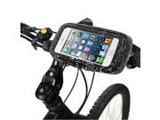 HC35 4.7 inch Universal Mobile Phone Accessories WaterProof Motorcycle Bike Bicycle Handlebar Mount Case For iphone 4 4s 5 5s 5c 9SIADT85YM0401