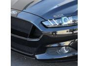 2013-2016 Ford Fusion Angel Eye Fog Lights Kit