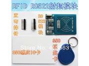 MFRC-522 RC522 RFID RF IC card sensor module to send S50 Fudan card keychain 30271 9SIADTU5WG4968