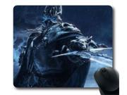 "World of warcraft wrath of the lich king rectangle mouse pad by icasepersonalized 9"""" x 10"""""" 9SIA6HT7177335"