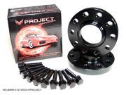 20mm Hubcentric Wheel Spacers Adapter For BMW 328xi, Coupe, 328xi Sedan E90 Year 2007-2012 V-Project
