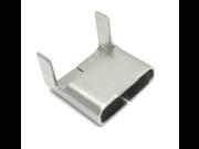 FECHOMETAL – Clip-Style Buckle 304 SS 3/4�, 100/Box