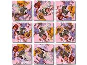B. Dazzle, Inc. Scramble Squares - Dolls - Puzzle Toys Games Collectible 10114-SQ 9SIADWW5UF6937