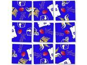b. dazzle Minnesota Vikings NFL 9Piece Puzzle 9SIADWW5WC1294