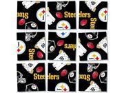 b. dazzle Pittsburgh Steelers NFL 9Piece Puzzle 9SIADWW5WC1968