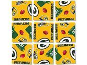 b. dazzle Green Bay Packers NFL 9Piece Puzzle 9SIADWW5WC1546