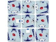 b. dazzle Dallas Cowboys NFL 9Piece Puzzle 9SIADWW5WC1862