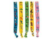 Bundle of 5 Dr. Seuss Stretch Bookmarks