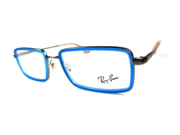 NEW RAY BAN RB 6336 2620 RUBBER BLUE EYEGLASSES RX FRAMES RAY-BAN RB6336 Sz 51MM 9SIADXK65R4207