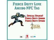 Fierce Deity Link (Majora's Mask) Amiibo NFC Tag Card - The Legend of Zelda Breath of the Wild 9SIAE216B47300