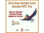 Skyward Sword Link Amiibo NFC Tag Card - The Legend of Zelda Breath of the Wild 9SIAE217D23085