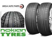 2 X New Nokian Entyre 225/65R16 104H XL TL All Season High Performance Tires