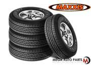 4 X New Maxxis Bravo HT-770 235/70R15 107S Highway All Season Performance Tires