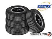 4 X New Zeetex HT1000 235/65R16 103H All Season High Performance Tires
