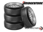 4 X Bridgestone POTENZA RE050A RFT 245/35R18 88Y Ultra High Performance Tires