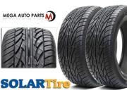 2 X New Solar 4XS 205/65/16 95H BLK SL All Season Performance Tires By Sumitomo