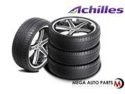 4 X New Achilles ATR-K Economist 195/35ZR18 88W XL High Performance Tires