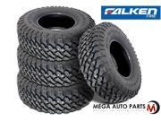 4 X New Falken Wild Peak MT01 LT235/85R16 E 120/116Q BLK All Terrain Mud Tires