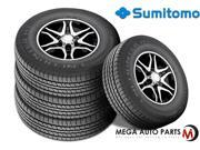 4X New Sumitomo Encounter HT 245/70/17 107T Durable All Season Performance Tires