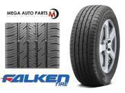 1 X Falken Sincera SN250 A/S 215/60R16 95T All Season High Performance Tires