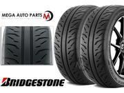 2 X Bridgestone POTENZA RE71R 225/50R16 92V Extreme High Performance Tires