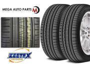 2 X New Zeetex HP1000 245/40R18 97Y All Season High Performance Tires