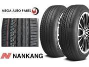 2 X New Nankang AS-1 265/40R18 101H All Season Asymmetrical Performance Tires