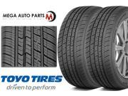 2 X New Toyo Open Country Q/T 235/60R17 102T CUV/SUV Touring All Season Tires
