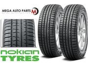 2 X New Nokian Rotiiva HT 275/55R20 117T XL All Season High Performance Tires