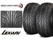 2 X New Lexani LX-SIX II  275/30ZR20 97W XL All Season High Performance Tires