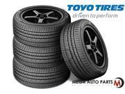 4 X New Toyo Proxes 4 Plus 225/45R18 95W Ultra High Performance All Season Tires