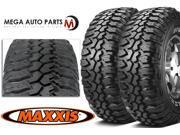 2 X New Maxxis Bighorn MT-762 LT325/60R18 124/121Q E/10 All Terrain Mud Tires