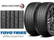 2X New Toyo Versado Noir 195/60R15 88H All Season Premium High Performance Tires