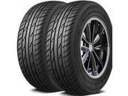 2 X New Federal Couragia XUV P245/70R16 107H M+S All Season Performance Tires