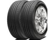 2X Bridgestone DUELER HL 422 ECOPIA P245/65R17 105S Comfortable All Season Tires