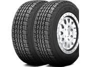 2 X Kenda Klever A/T KR28 285/75R16 126/123R E-Load All Terrain Radial Tires