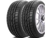 2 X New Sumitomo HTRZ-III 235/55/17 99Y Reinforced Ultra High Performance Tires