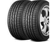 2 X Bridgestone POTENZA RE050A RFT 225/45R17 91V Ultra High Performance Tires