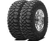 2 X Mickey Thompson Baja Rad MTZ LT315/75R16 10P E All Terrain Mud Tires