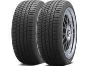 2 X New Falken Azenis FK450 A/S 225/45ZR18 95Y XL Ultra High Performance Tires