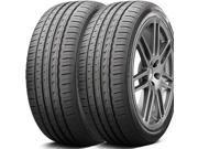 2 New Sailun Atrezzo SVA-1 215/45/17 91W All Season Ultra High Performance Tires